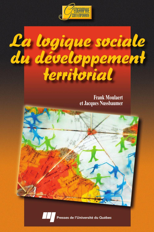 Logique sociale du développement territorial