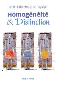 Homogénéité et distinction