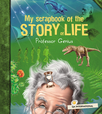 Image de couverture (My Scrapbook of the Story of Life (by Professor Genius))