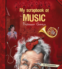 Image de couverture (My Scrapbook of Music (by Professor Genius))