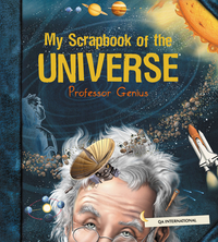 Image de couverture (My Scrapbook of the Universe (by Professor Genius))