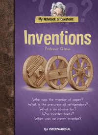 Image de couverture (My Notebook of Questions : Inventions)