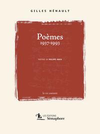 Poèmes 1937-1993