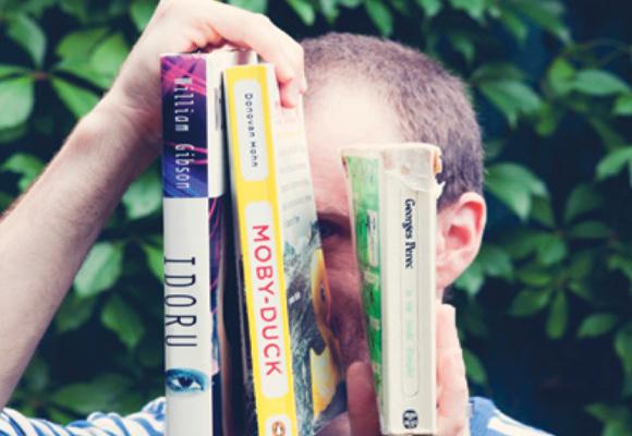 Les lectures de Nicolas Dickner