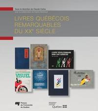 Livres québécois remarquabl...
