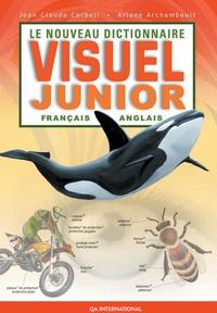 Image de couverture (Le Nouveau Dictionnaire visuel junior - français-anglais)