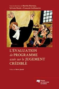 L'évaluation de programme axée sur le jugement crédible
