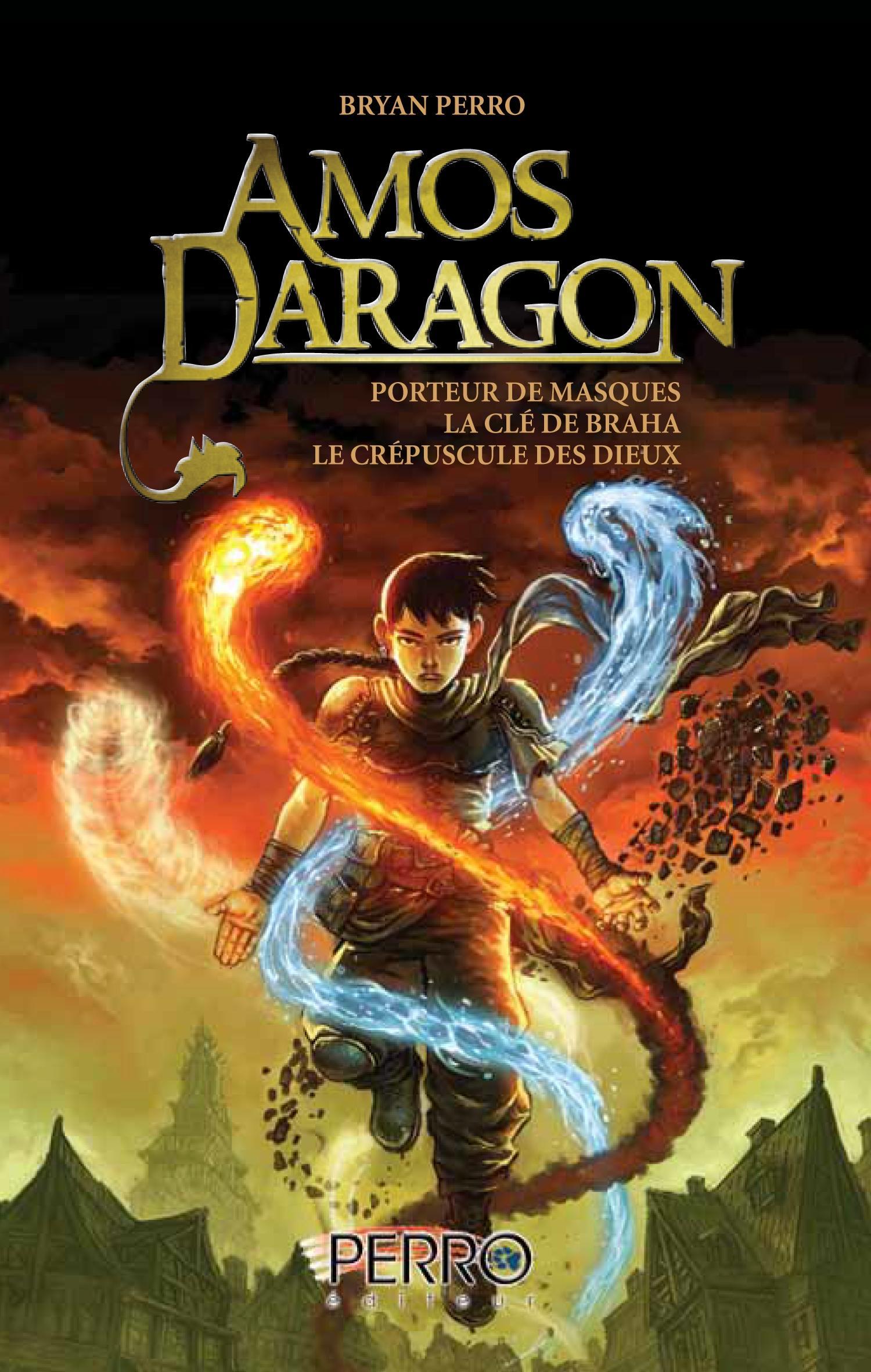 AMOS DARAGON. TRILOGIE 1