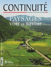 Continuité, numéro 132, printemps 2012