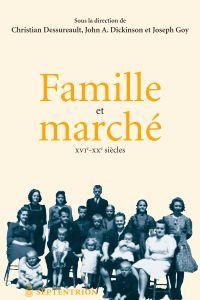 Famille et marché