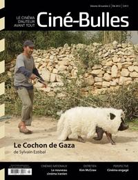 Ciné-Bulles, Volume 30, numéro 3, été 2012