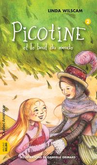Picotine 2 - Picotine et le bout du monde