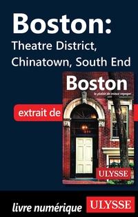 Boston - Theatre District, ...