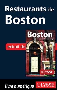 Restaurants de Boston