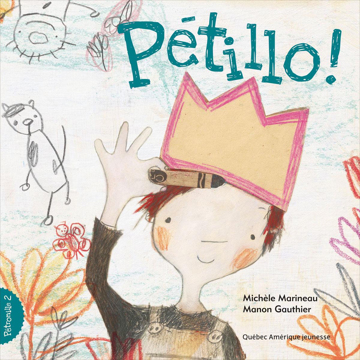 PETRONILLE 2 - PETILLO!