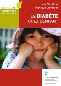 Diabète chez l'enfant (Le)