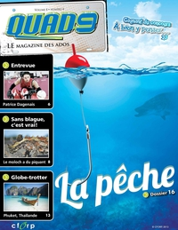 QUAD9 Vol. 8, no.4, La pêche