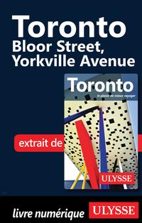 Toronto - Bloor Street, Yor...
