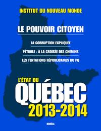 L'état du Québec 2013-2014