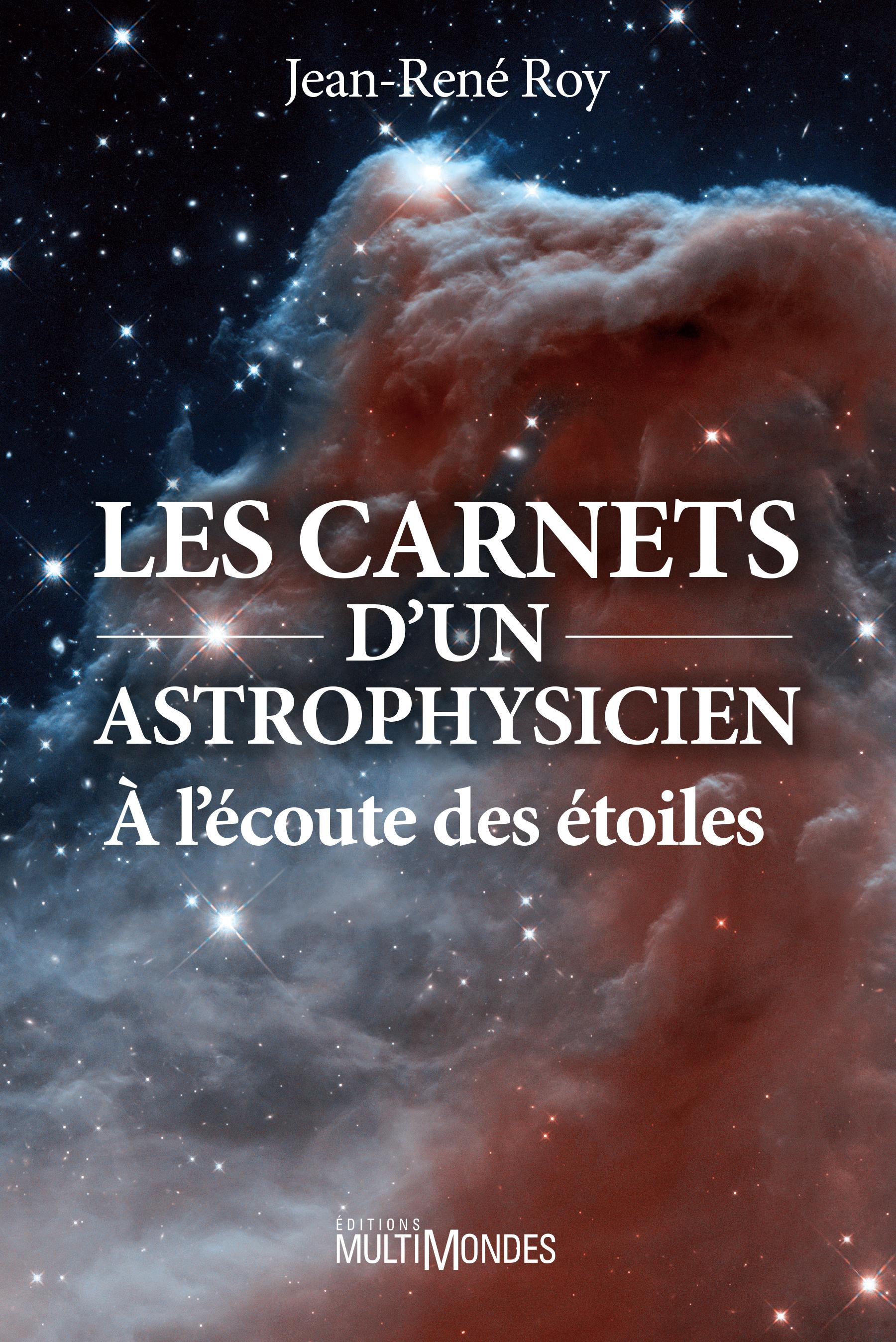 LES CARNETS D�UN ASTROPHYSICIEN