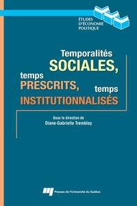 Temporalités sociales, temp...