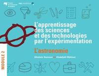 L' apprentissage des sciences et des technologies par l'expérimentation