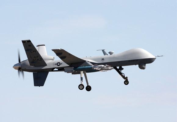 À l'aube de l'ère des drones