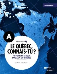 Le Québec, connais-tu ? Histoire et enjeux sociaux du Québec