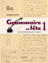 Grammaire en fête 1