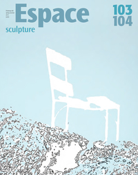 Espace Sculpture. No. 103-1...