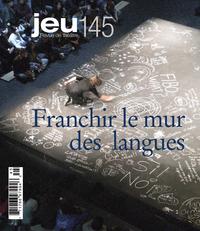 JEU Revue de théâtre. No. 145, 2012.4