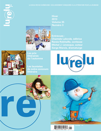 Lurelu. Vol. 35 No. 3, Hive...