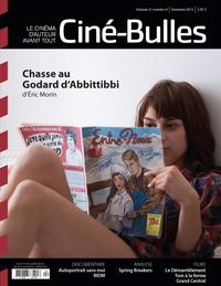 Ciné-Bulles. Vol. 31 No. 4, Automne 2013