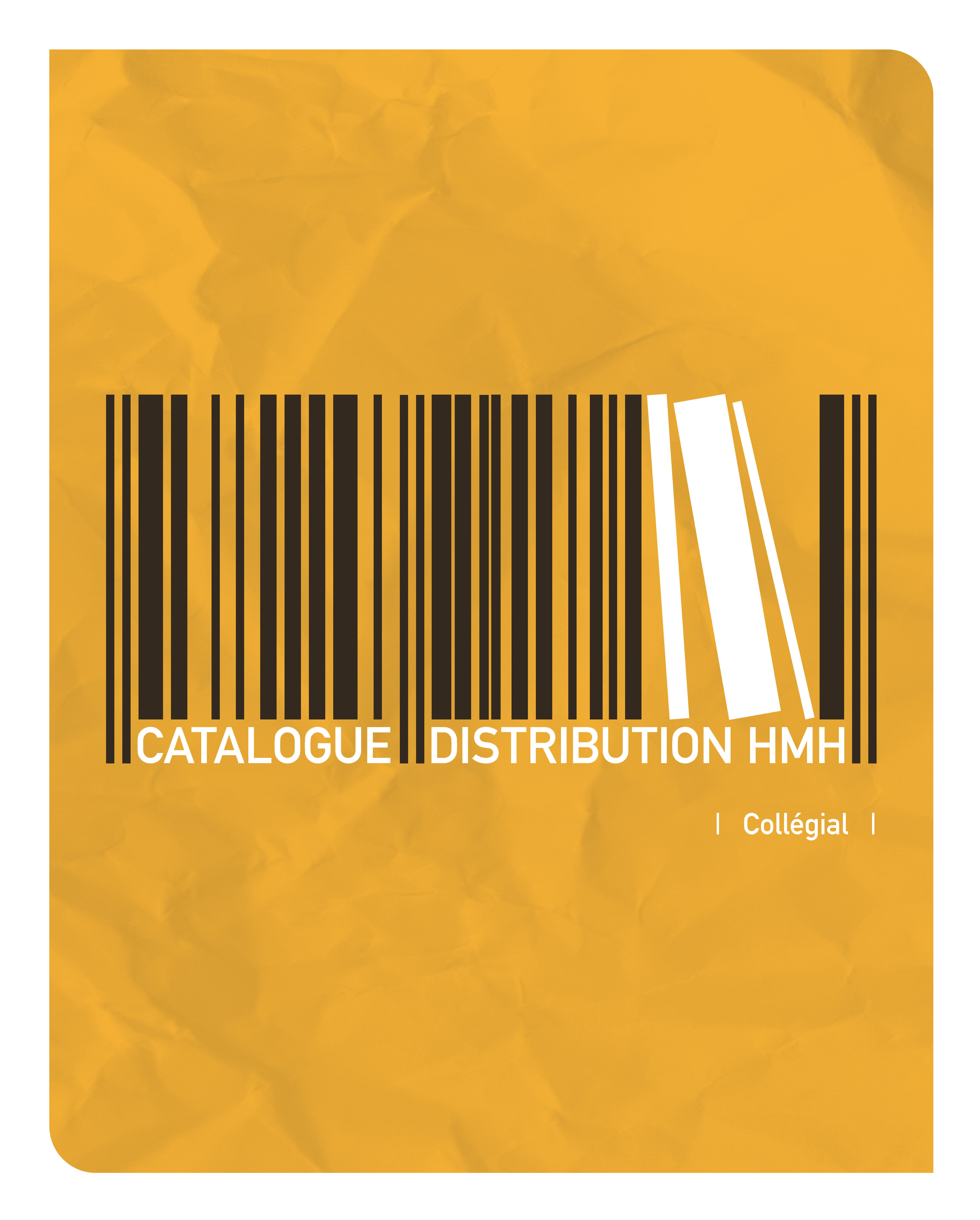 DISTRIBUTION HMH - COLLEGIAL - CATALOGUE 2014