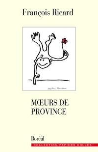 Mœurs de province