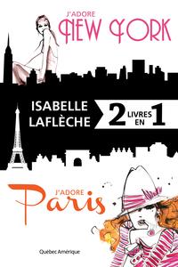J'adore New York / J'adore Paris - Coffret numérique