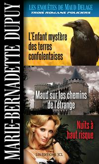 Les Enquêtes de Maud Delage, volume 4