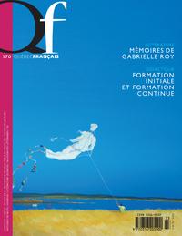 Image de couverture (Québec français. No. 170,  2013)