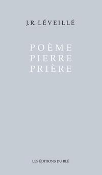 Poème Pierre Prière