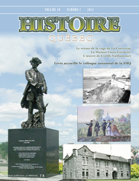 Histoire Québec. Vol. 19 No. 2,  2013