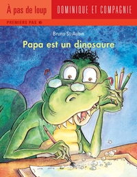 Papa est un dinosaure