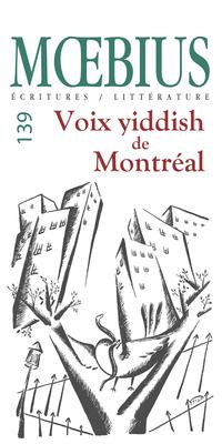 Mœbius no 139 :  Voix yiddi...