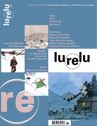 Lurelu. Vol. 36 No. 3, Hive...