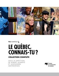Le Québec, connais-tu? (série 7 livres)