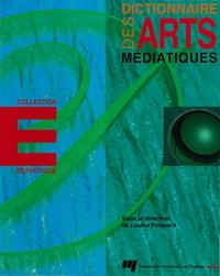 Dictionnaire des arts médiatiques