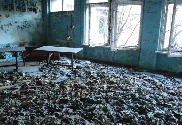 Lettre de Tchernobyl