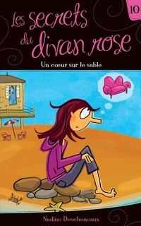 Les secrets du divan rose tome 10 - Un coeur sur le sable