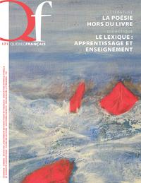 Image de couverture (Québec français. No. 171,  2014)
