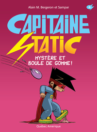 Capitaine Static 6 - Mystèr...