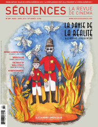 Image de couverture (Séquences. No. 289, Mars-Avril 2014)